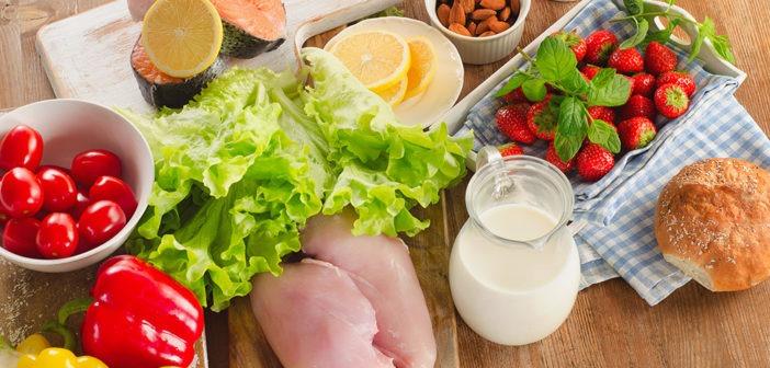 La Dieta mediterranea è un ottimo modello per l'alimentazione dell'anziano